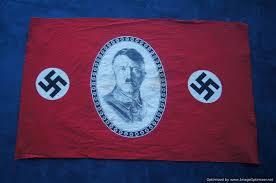 German British Flag Smg 0109 Nsdap Early Supporter Flag Sold War Memorabilia War