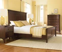 Bedroom Furniture Cherry Wood by Bedroom Handsome Picture Of Bedroom Decoration Using Black Wood