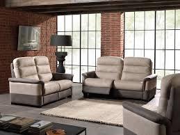 canapé 3 2 tissu canapé 3 places 2 places tissu relax électrique fauteuil relax