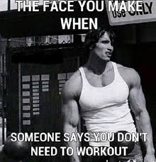 Fitness Meme - no need funny gym meme