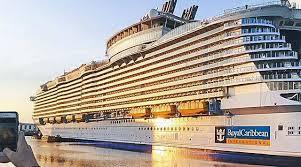royal caribbean harmony of the seas brandchannel harmony of the seas royal caribbean debuts world s