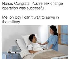 Can T Wait Meme - oh boy i can t wait to serve in the military sir you ve been