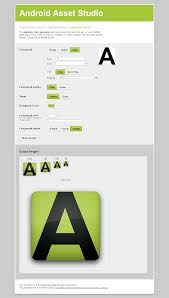 android icon generator android studio image asset transparent background background