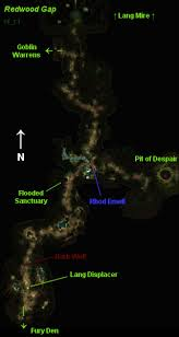 siege gap redwood gap dungeon siege wiki fandom powered by wikia