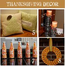 check out these diy thanksgiving decor ideas we the left