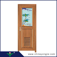 bathroom door designs china new design frosted glass bathroom door fiber shower door