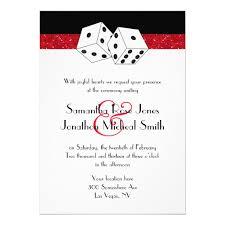 las vegas wedding invitations personalized las vegas wedding invitations custominvitations4u