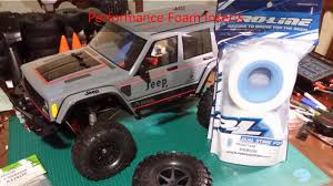 jeep cherokee toy axial scx10 ii jeep cherokee youtube