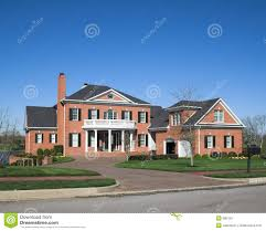 beautiful homes series 1a stock photo image 680150
