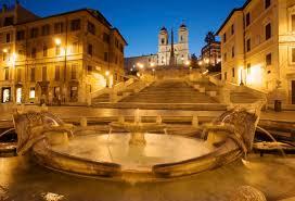 spanische treppe in rom spanische treppe treppe platz papst piazza kirche spagna