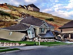 utah mudslide destroys home in north salt lake city nbc news
