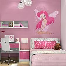 bedroom wall stickers amazon com orliverhl girls baby princess butterfly decal kids room