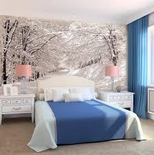 modèle de papier peint pour chambre à coucher 50 photos avec des id es pour poser du papier peint intiss modele de