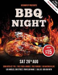 Park Flyers Backyard Flyers by Download The Best Free Barbecue Flyer Psd Templates For Photoshop