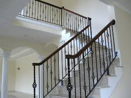 lowes banisters and railings wrought iron indoor railing a few exles of our interior wrought