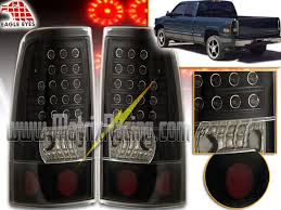 2004 silverado tail lights matrix racing euro altezza tail lights clear projector headlights