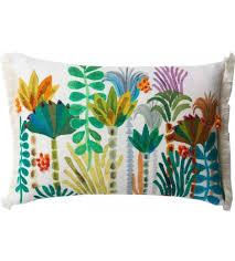 justina blakeney justina blakeney tropics lumbar pillow multi