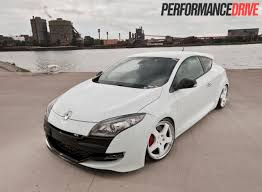 performance build 2010 renault megane r s 250 performancedrive
