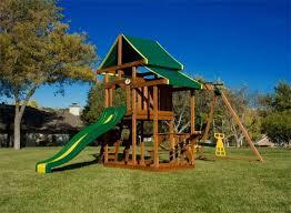 Backyard Adventure Playset by Backyard Leisure Recalls Swing Sets Due To Fall Hazard Cpsc Gov