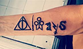 21 harry potter quote tattoos every hogwarts fan needs on their