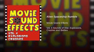 alien spaceship rumble youtube