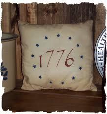 amazing handmade patriotic pillows