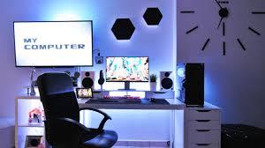 ikea computer desk setup 1508343173 watchinf