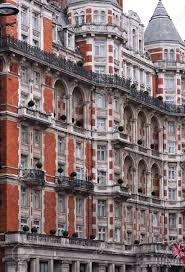 fassade architektur detail der viktorianischen architektur fassade in