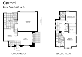 Small Casita Floor Plans Paseo Floor Plans