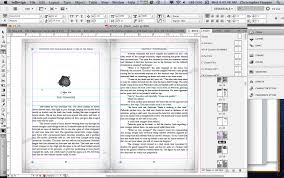 book book template for indesign