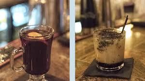 lubbock holiday drink menu visit lubbock