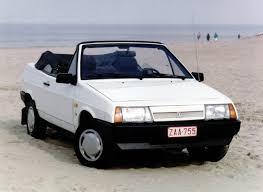 lada lada samara cabrio by deutsche lada u00271992