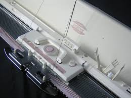 about knitting machines
