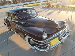 1948 chrysler new yorker overview cargurus