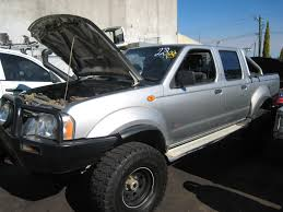 nissan navara d22 central parts perth