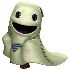 happy ghost clipart ghost costume littlebigplanet