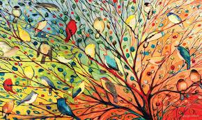 latitude run pansy tree birds doormat doormat u0026 reviews wayfair