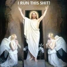 Jesus Easter Meme - image 116680 jesus is a jerk know your meme