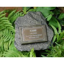 outdoor memorial plaques memorial garden stones for pets home outdoor decoration