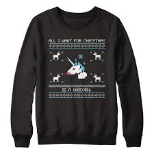 lilly singh all i want for sweater represent