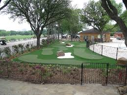 backyard putting green cost home outdoor decoration