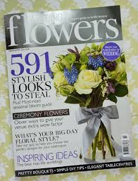 wedding flowers quiz my blooming lovely column in the new edition of wedding flowers