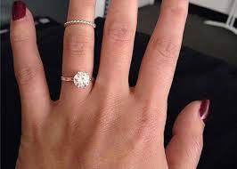 beautiful wedding ring fifi geldof shows extravagant wedding ring set