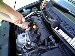 honda civic change frequency how to change the spark plugs in an 8th generation honda civic