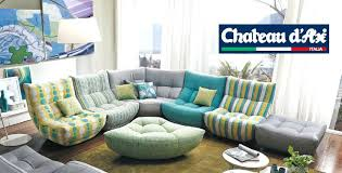 canap d angle chateau d ax promotion canape chateau d ax silhouette sofa by chateau dax great