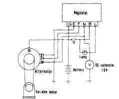 repair manuals toyota nippondenso 1963 74 alternator regulator