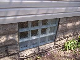 Glass Block For Basement Windows by Glass Block Construction Glass Block Basement Windows