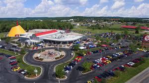 corvette museum race track corvette museum hosts 228 363 visitors in 2016 corvette sales