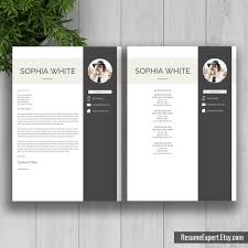 Creative Design Resume Templates Free Image Professional Resume Template Us Letter A4 Word Cv Template