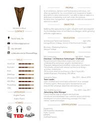 Pharmacist Resume Sample Canada by Architectural Technician Resume Sample Contegri Com